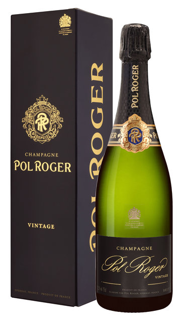 Champagne Brut 'Vintage' Pol Roger 2009 (confezione)
