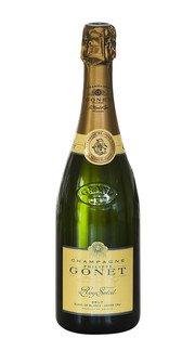 "Champagne Brut Blanc de Blancs Grand Cru ""Roy Soleil"" Gonet"