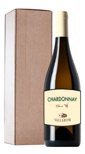 Chardonnay 'Filippo Scienza' Vallarom 2015