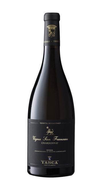 Chardonnay 'Vigna San Francesco' Tenuta Regaleali - Tasca d'Almerita 2016