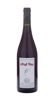 Chat Fou Eric Texier 2014