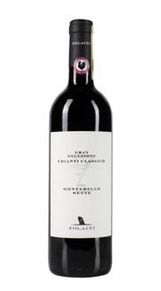 Chianti Classico Gran Selezione 'Vigna Montebello Sette' Tolaini 2013