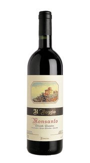 Chianti Classico Riserva 'Il Poggio' Castello di Monsanto 2012