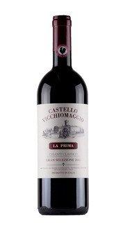 """Chianti Classico Gran Selezione """"La Prima"""" Castello di Vicchiomaggio 2011"""