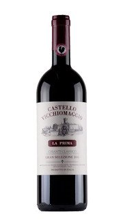 """Chianti Classico Gran Selezione """"La Prima"""" Castello di Vicchiomaggio 2012"""