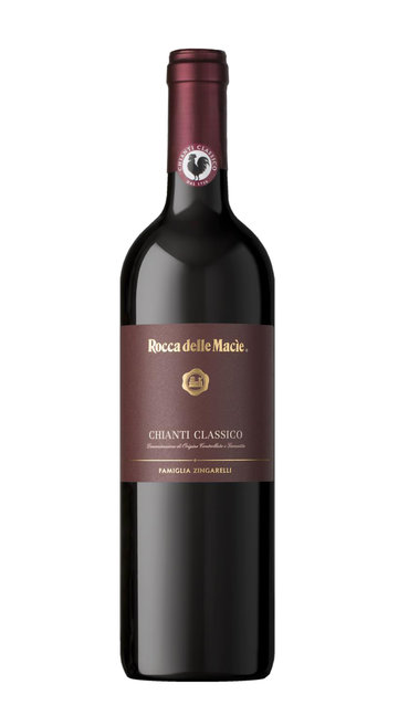 Chianti Classico 'Famiglia Zingarelli' Rocca delle Macie 2016