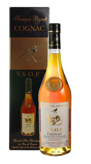 Cognac Grande Fine Champagne Peyrot VSOP