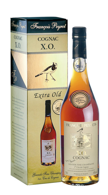 Cognac Grande Fine Champagne Peyrot XO