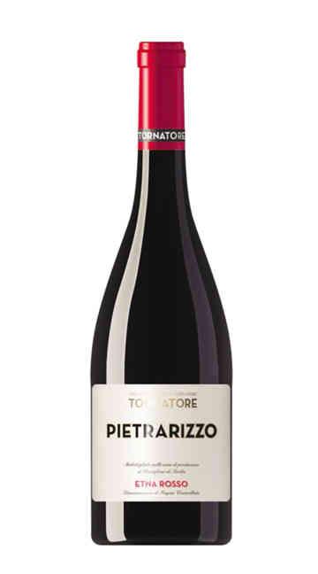 """Etna Rosso """"Contrada Pietrarizzo"""" Tornatore 2014"""
