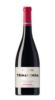 Etna Rosso 'Contrada Trimarchisa' Tornatore 2014