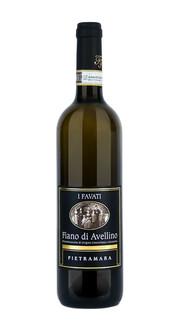 Fiano di Avellino 'Pietramara - Etichetta Nera' I Favati 2016