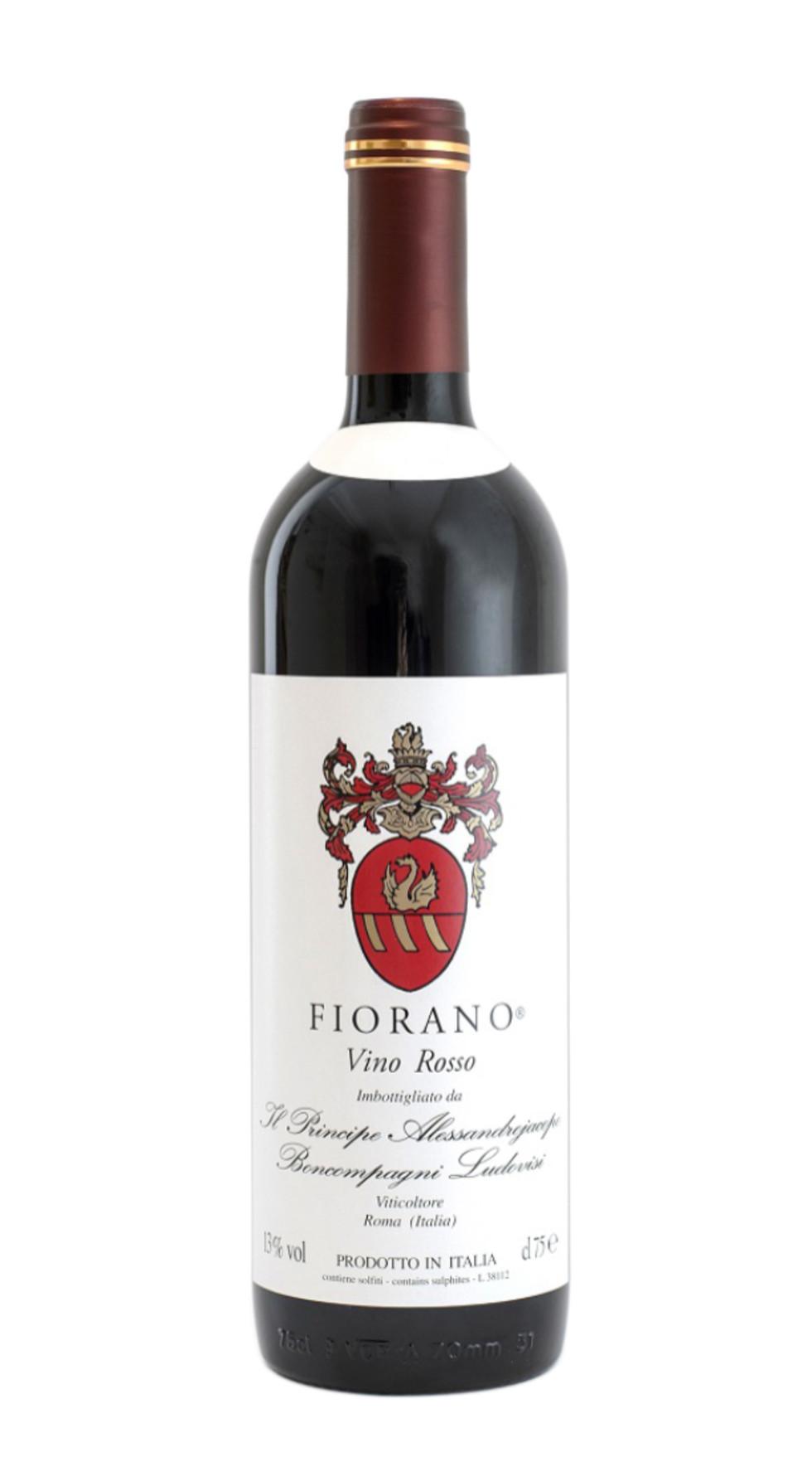 Vino fiorano rosso tenuta di fiorano 2012 callmewine for Bottiglia in francese