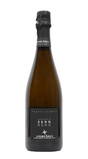 Franciacorta Dosaggio Zero 'Etichetta Nera' Colline della Stella - Arici 2013