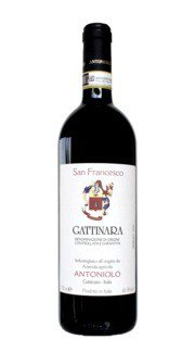 Gattinara 'San Francesco' Antoniolo 2011