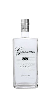 Gin London Dry 'Geranium 55°' Hammer & Son