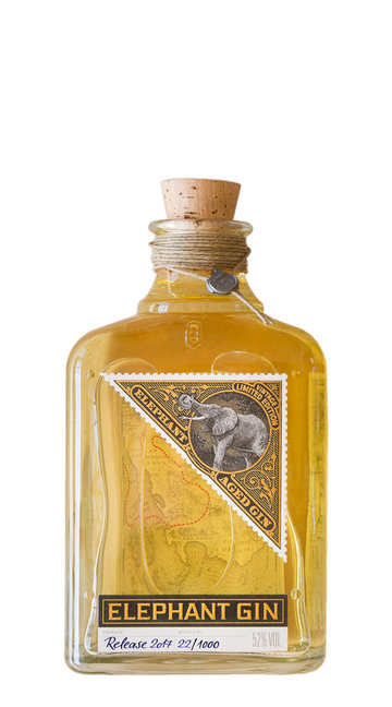 Gin Aged Elephant - 50cl