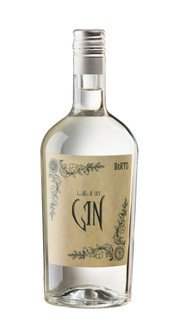 Gin London Dry 'Berto' Antica Distilleria Quaglia - 100 cl