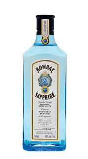 """Gin London Dry """"Sapphire"""" Bombay - 100 cl"""