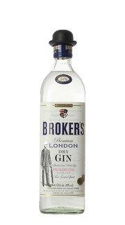 Gin London Dry Broker's