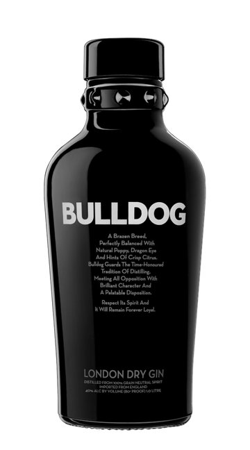 Gin London Dry Bulldog - 100 cl