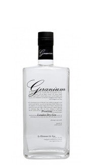 Gin London Dry 'Geranium' Hammer & Son