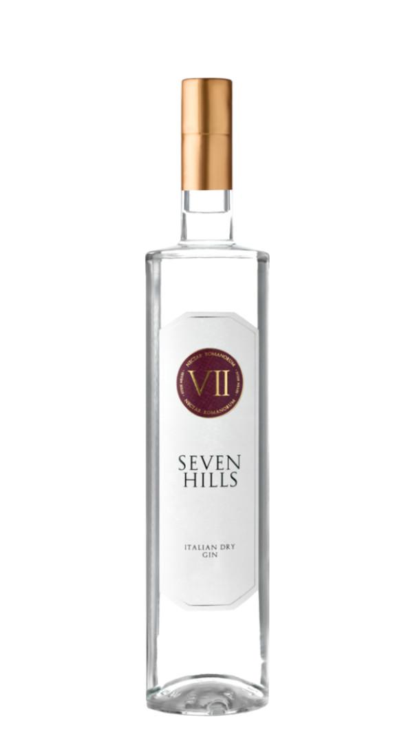 Gin Italian Dry Seven Hills