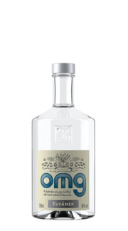 Gin 'Oh My Gin' Zufanek - 50cl
