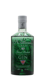 Gin Extra Dry William Chase