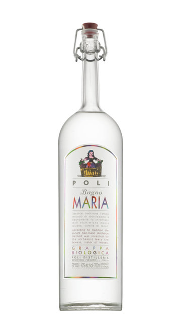 Grappa Biologica 'Maria' Jacopo Poli