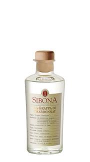 Grappa di Chardonnay Sibona - 50 cl