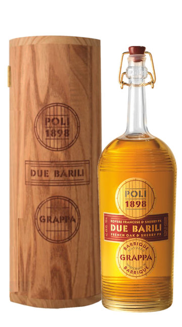 Grappa 'Due Barili' Jacopo Poli