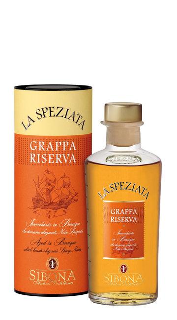 Grappa Riserva 'La Speziata' Sibona - 50 cl