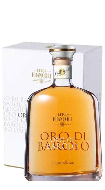 Grappa Riserva 'Oro di Barolo' Distillerie Francoli - 70 cl