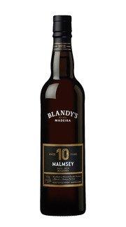 Madeira Malmsey Blandy's 10 Anni