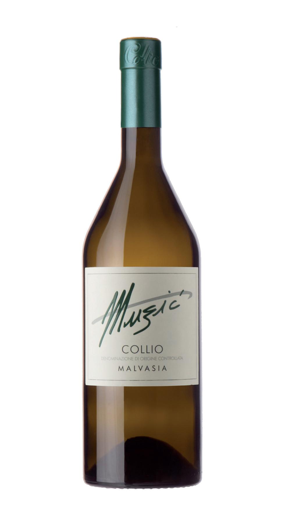 Malvasia Collio Muzic 2019 - in vendita su Callmewine