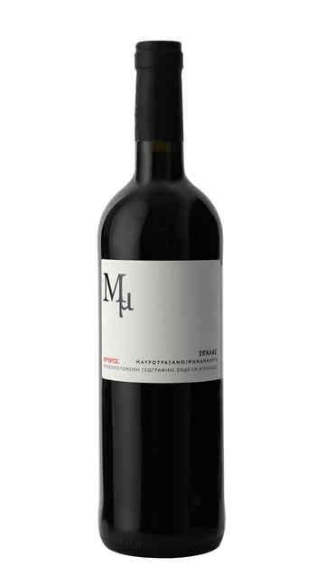 Mavrotragano Mandilaria 'Mm' Sigalas 2015