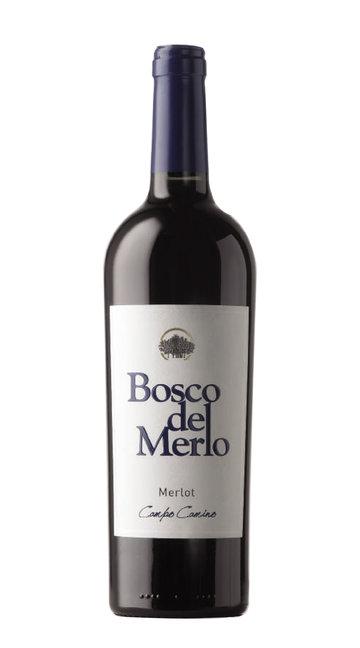 Merlot Riserva 'Campo Camino' Bosco del Merlo 2015