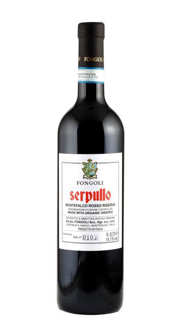 Montefalco Rosso Riserva 'Serpullo' Fongoli 2014