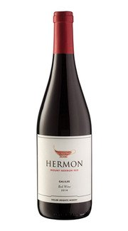 Mount Hermon Rosso Golan Heights Winery Yarden 2016