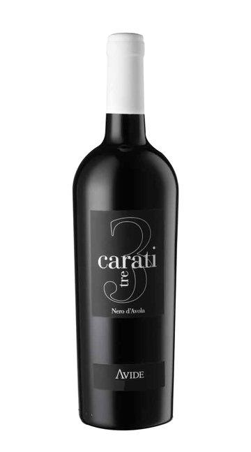 """Nero d'Avola """"Tre Carati"""" Avide 2012"""
