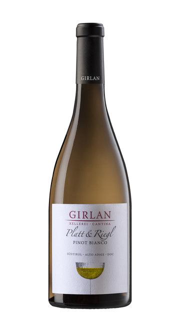 Pinot Bianco 'Platt & Riegl' Girlan 2017