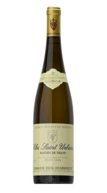 Pinot Grigio Grand Cru 'Rangen de Thann Clos Saint Urbain' Zind Humbrecht 2015