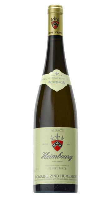 Pinot Grigio 'Heimbourg' Zind Humbrecht 2014