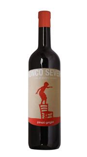 Pinot Grigio Ramato Ronco Severo 2016