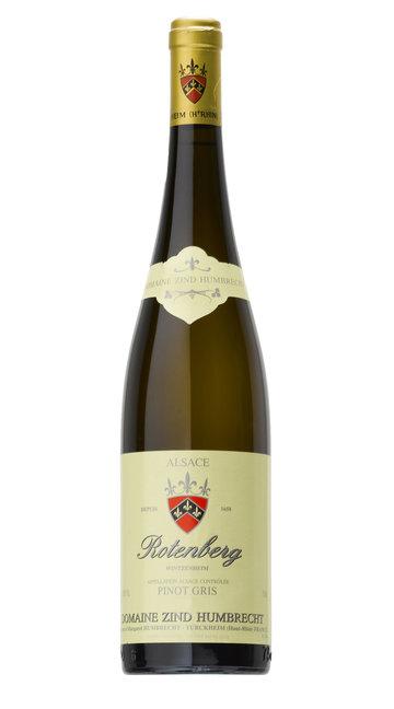 Pinot Grigio 'Rotenberg' Zind Humbrecht 2014