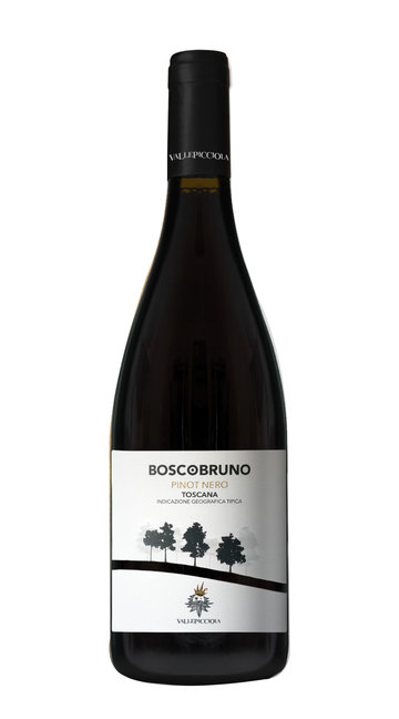 Pinot Nero 'Boscobruno' Vallepicciola 2015