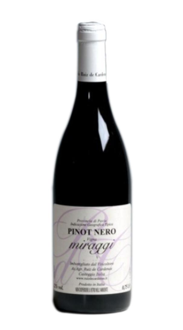 Pinot Nero 'Miraggi' Ruiz de Cardenas 2017