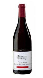 Pinot Nero Riserva 'Mazzon' Gottardi 2012