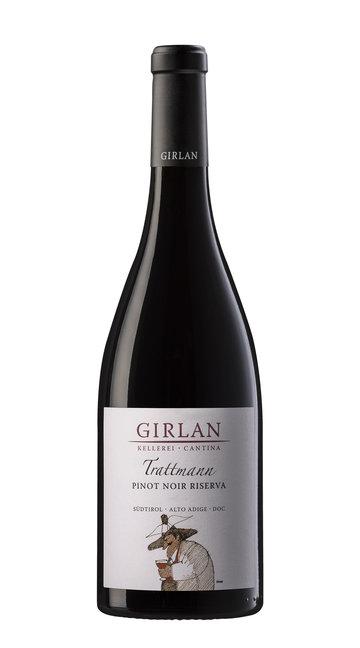 Pinot Nero Riserva 'Trattmann' Girlan 2015