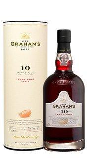 Porto Tawny W. & J. Graham's 10 Anni